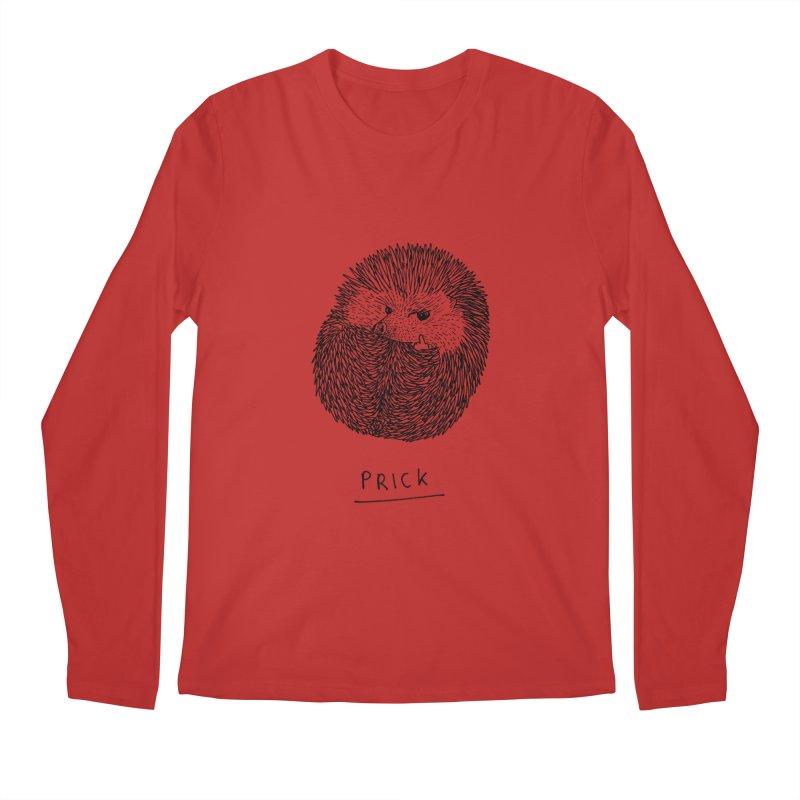 Prick Men's Longsleeve T-Shirt by Martina Scott's Shop