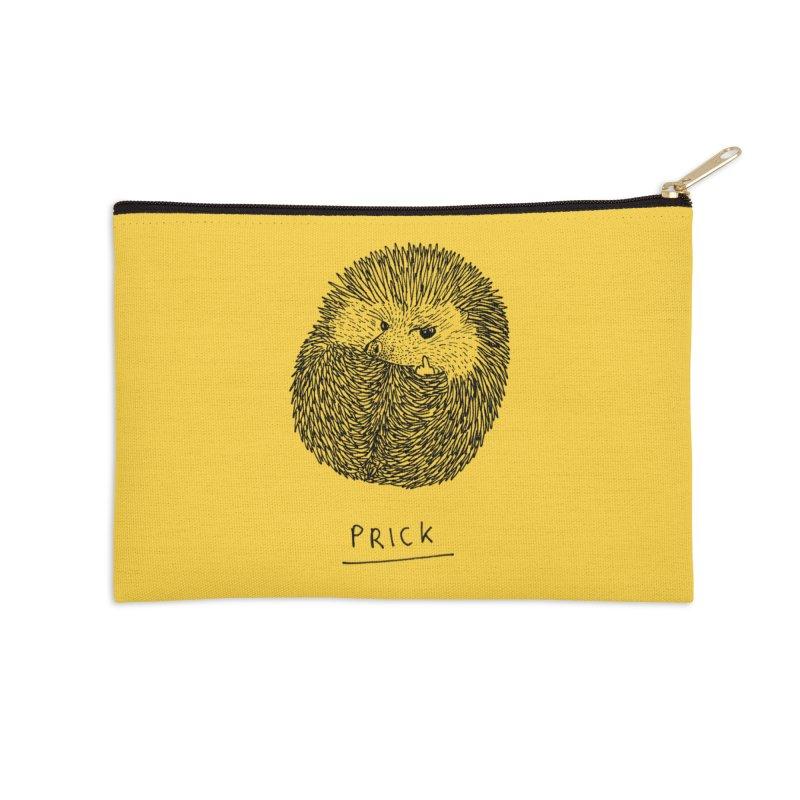 Prick Accessories Zip Pouch by Martina Scott's Shop