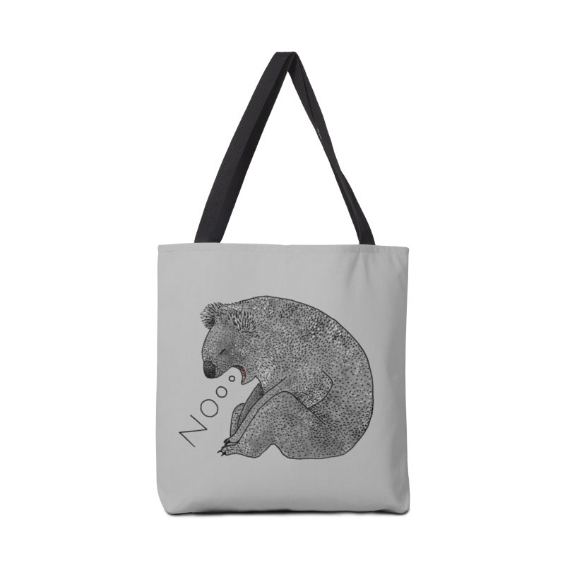 No Koala Accessories Bag by Martina Scott's Shop