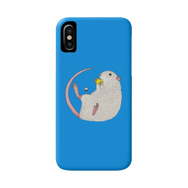 Nibbles Accessories Phone Case by Martina Scott's Shop