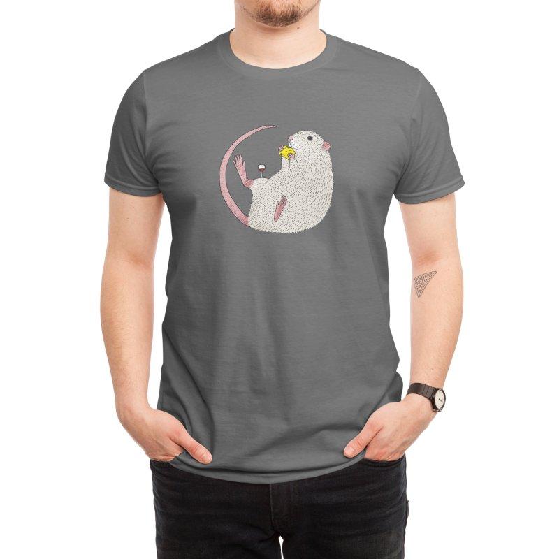 Nibbles Men's T-Shirt by Martina Scott's Shop
