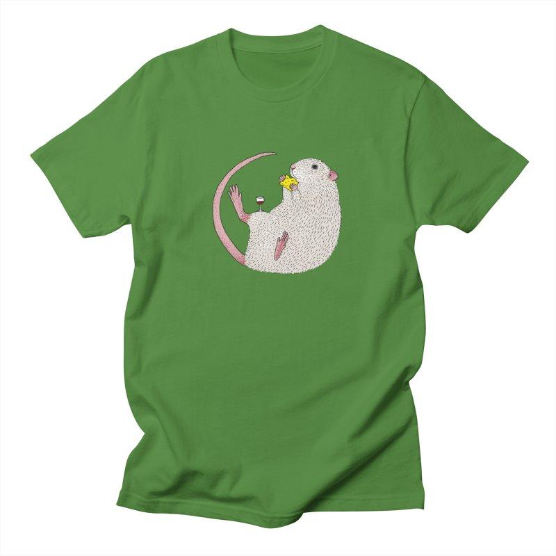 Nibbles Women's Unisex T-Shirt by Martina Scott's Shop