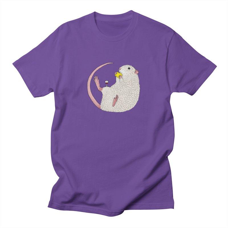 Nibbles Women's Regular Unisex T-Shirt by Martina Scott's Shop