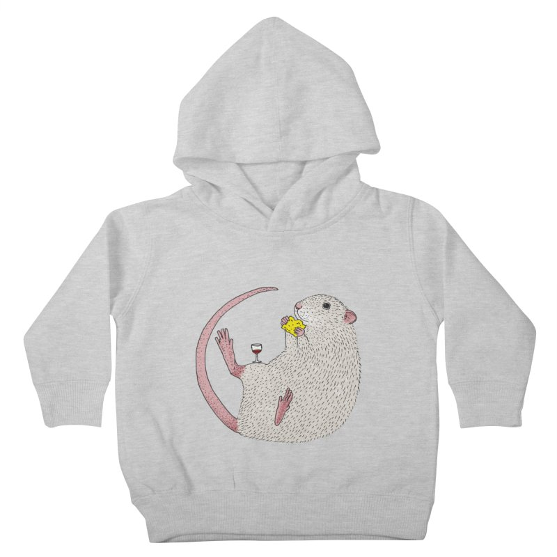 Nibbles Kids Toddler Pullover Hoody by Martina Scott's Shop