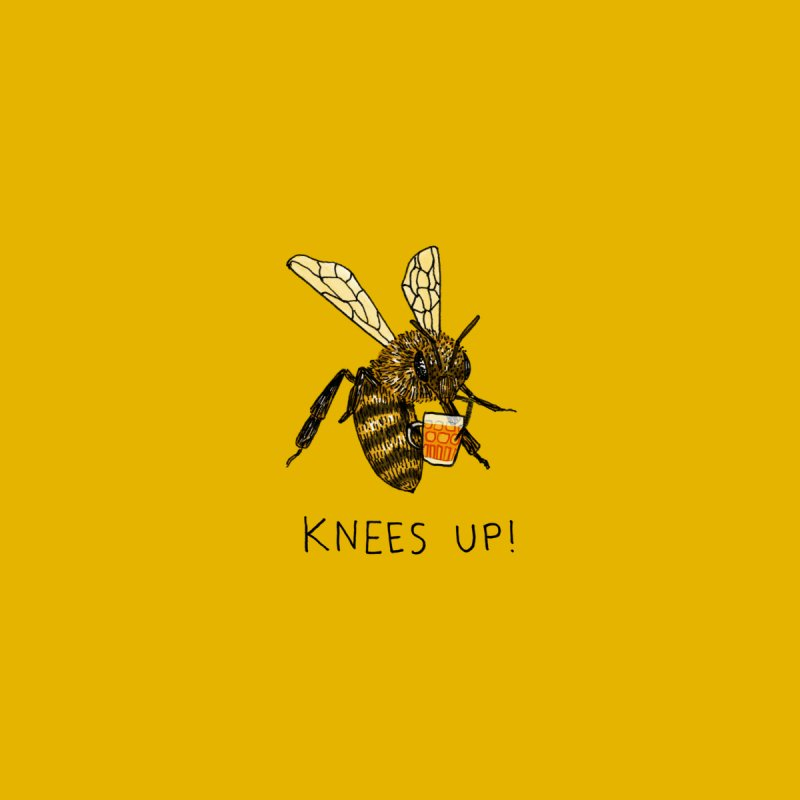 (Bees) Knees up by Martina Scott's Shop