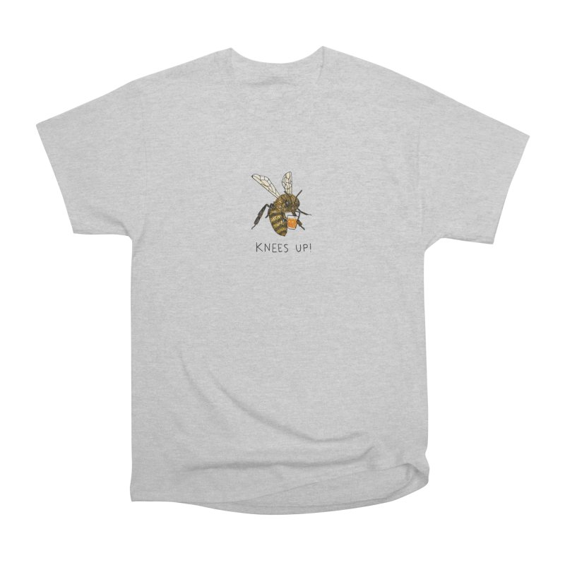 (Bees) Knees up Men's Heavyweight T-Shirt by Martina Scott's Shop