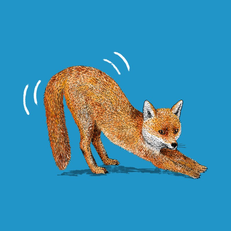 Foxy Fox by Martina Scott's Shop