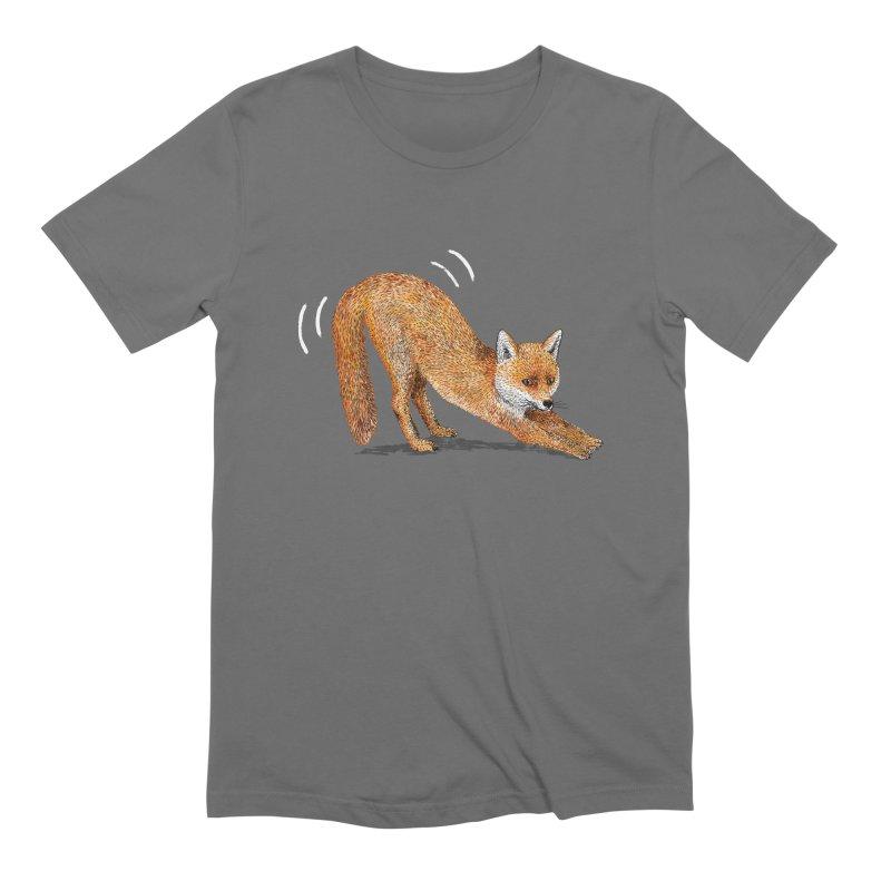Foxy Fox Men's Slip-On Shoes by Martina Scott's Shop