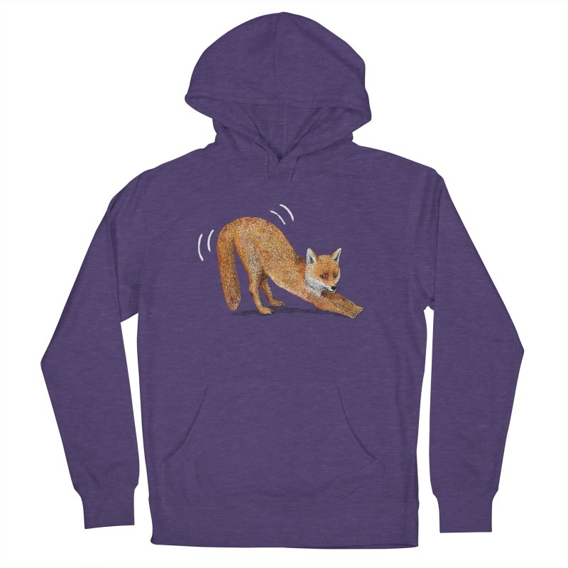 Foxy Fox Women's Pullover Hoody by Martina Scott's Shop