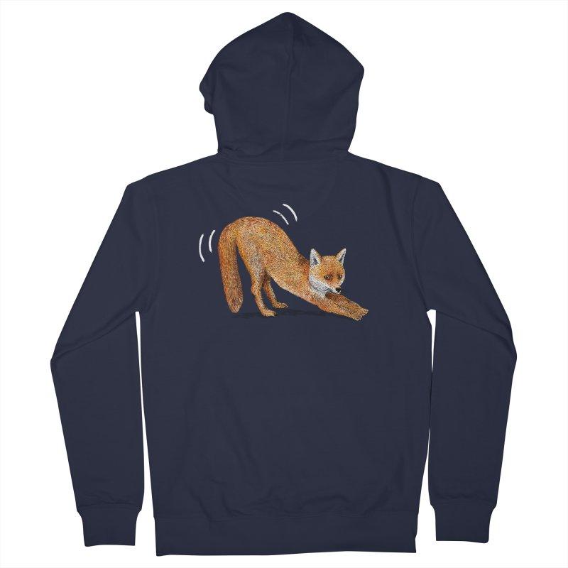 Foxy Fox Women's Zip-Up Hoody by Martina Scott's Shop