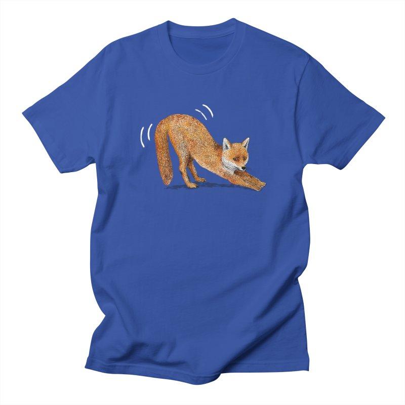 Foxy Fox Women's Regular Unisex T-Shirt by Martina Scott's Shop