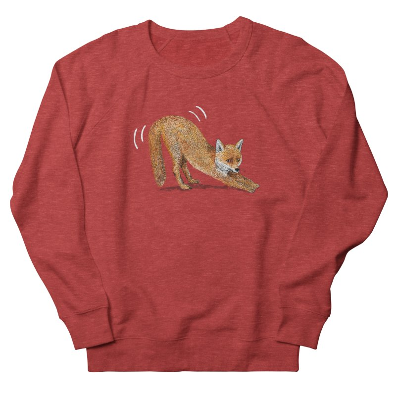Foxy Fox Men's Sweatshirt by Martina Scott's Shop