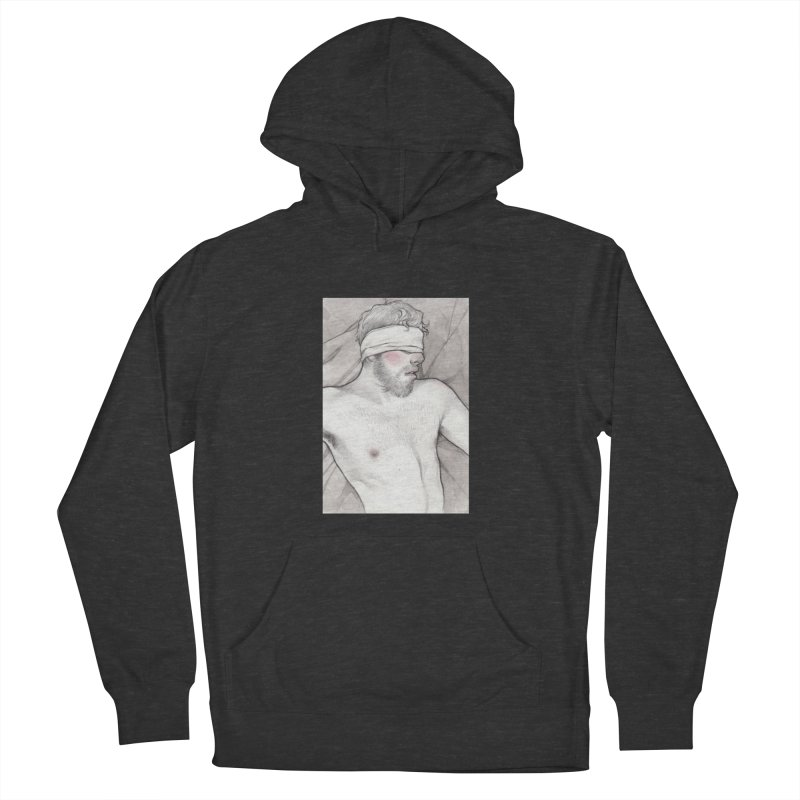 YES DADDY Women's French Terry Pullover Hoody by Martin Bedolla's Artist Shop