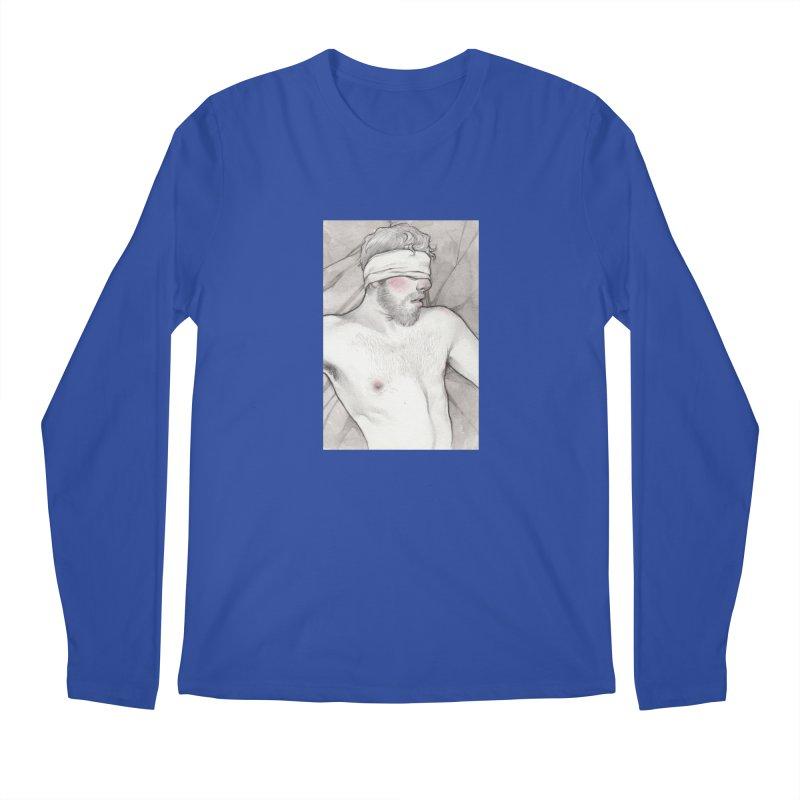 YES DADDY Men's Regular Longsleeve T-Shirt by Martin Bedolla's Artist Shop