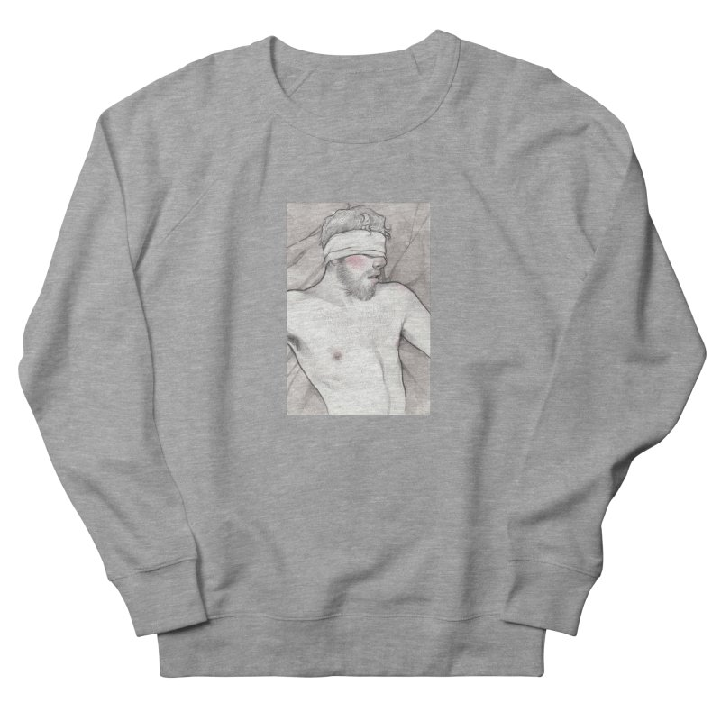 YES DADDY Women's French Terry Sweatshirt by Martin Bedolla's Artist Shop