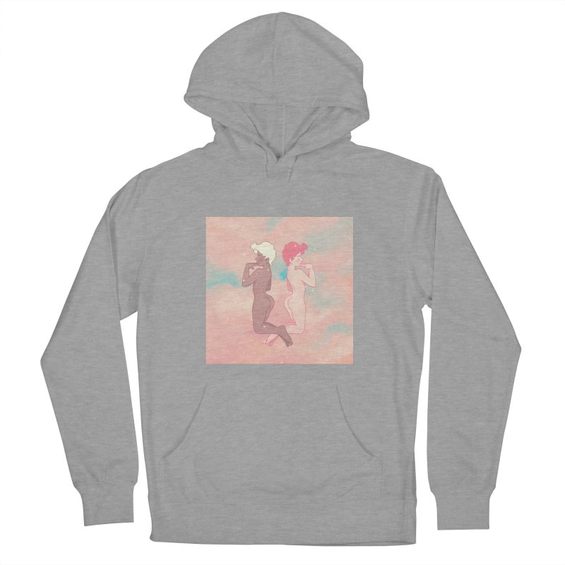 Pretty Boys Women's French Terry Pullover Hoody by Martin Bedolla's Artist Shop