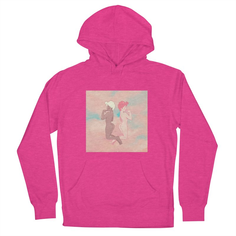 Pretty Boys Men's French Terry Pullover Hoody by Martin Bedolla's Artist Shop