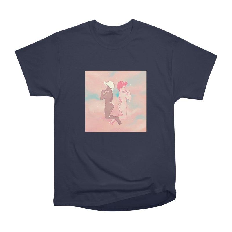 Pretty Boys Men's Heavyweight T-Shirt by Martin Bedolla's Artist Shop
