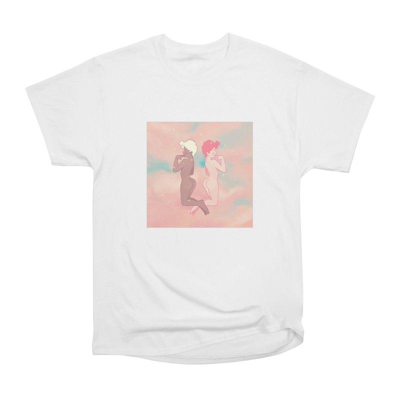 Pretty Boys Women's Heavyweight Unisex T-Shirt by Martin Bedolla's Artist Shop