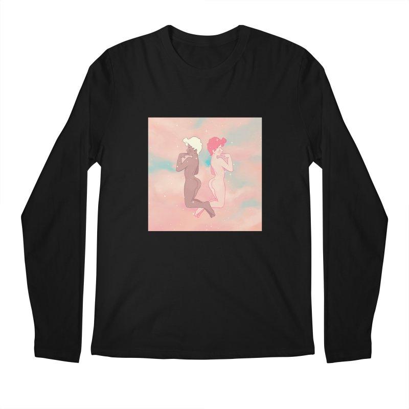 Pretty Boys Men's Regular Longsleeve T-Shirt by Martin Bedolla's Artist Shop