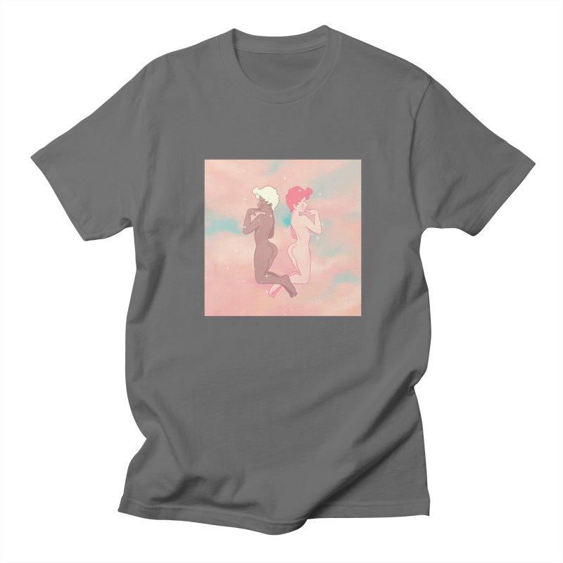 Pretty Boys Men's Regular T-Shirt by Martin Bedolla's Artist Shop