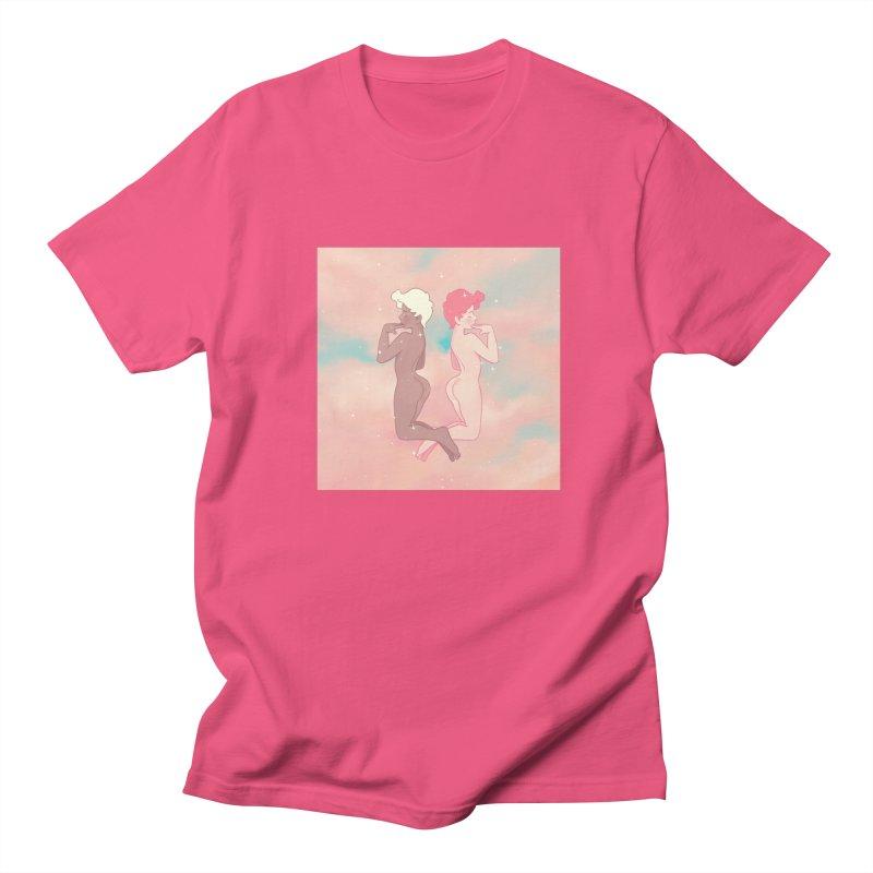 Pretty Boys Women's Regular Unisex T-Shirt by Martin Bedolla's Artist Shop