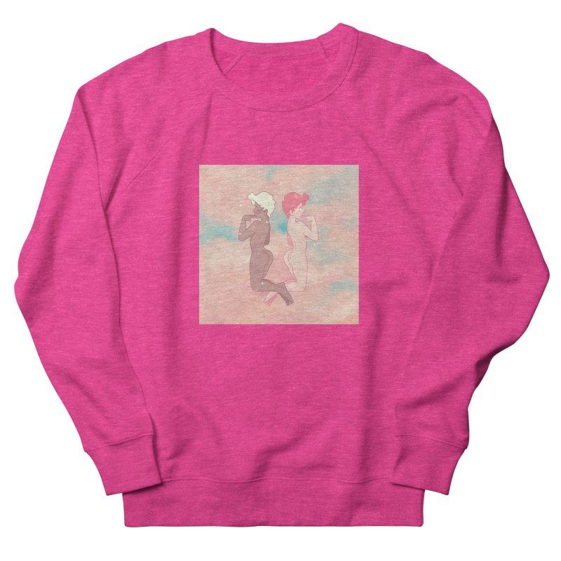 Pretty Boys Women's French Terry Sweatshirt by Martin Bedolla's Artist Shop