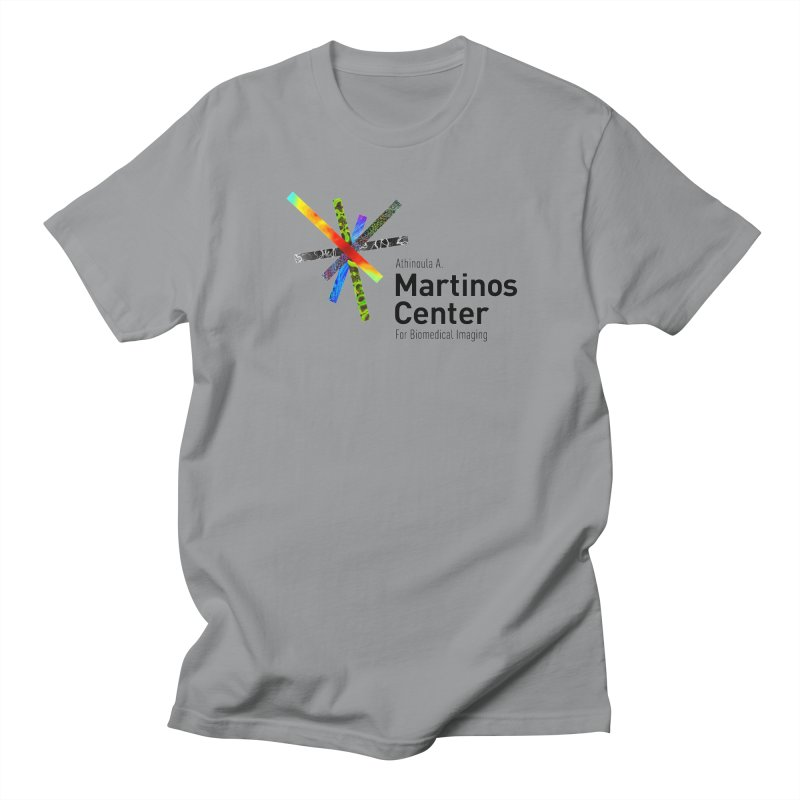 Martinos Center Logo (Black Text) Women's Unisex T-Shirt by martinos's Artist Shop