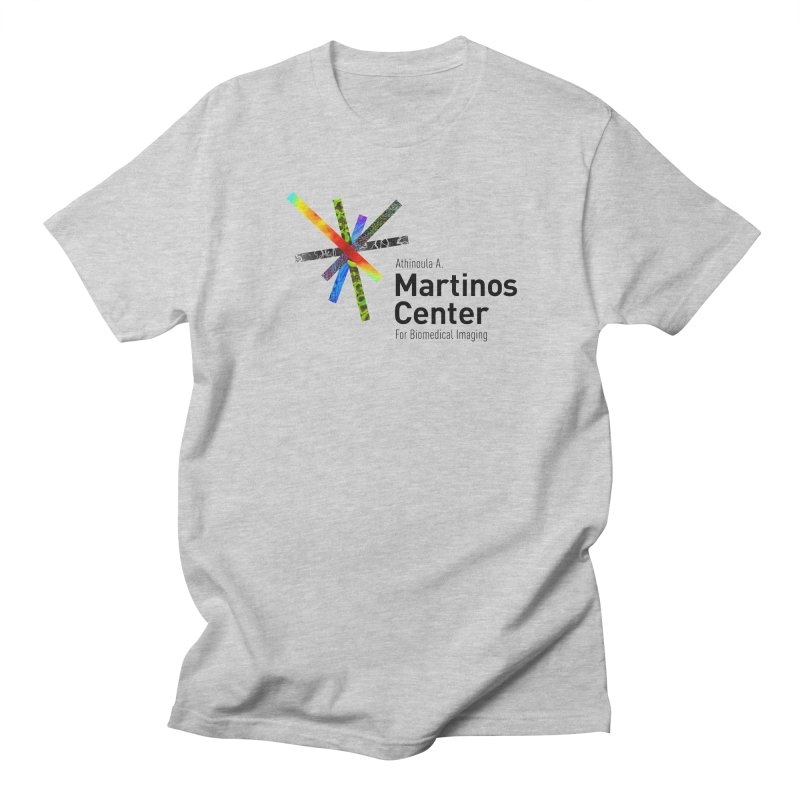 Martinos Center Logo (Black Text) Women's Regular Unisex T-Shirt by martinos's Artist Shop