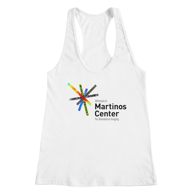Martinos Center Logo (Black Text) Women's Tank by martinos's Artist Shop