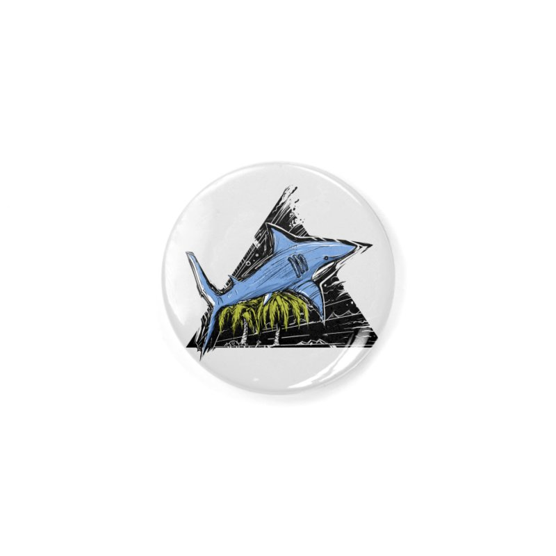 somewhere over the palm trees Accessories Button by martinskowsky