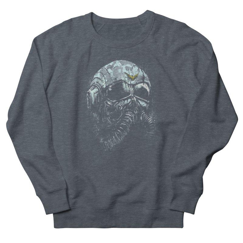 stratofighter Men's Sweatshirt by martinskowsky