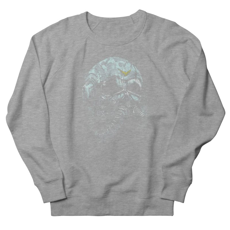 stratofighter Men's French Terry Sweatshirt by martinskowsky
