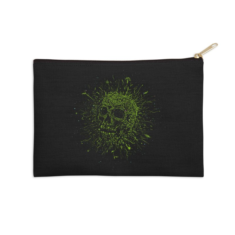 Fusion Accessories Zip Pouch by martinskowsky