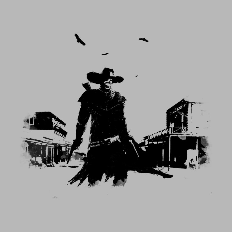 gunslinger by martinskowsky