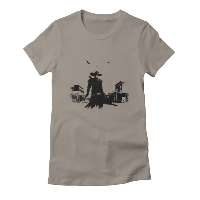 gunslinger Women's T-Shirt by martinskowsky