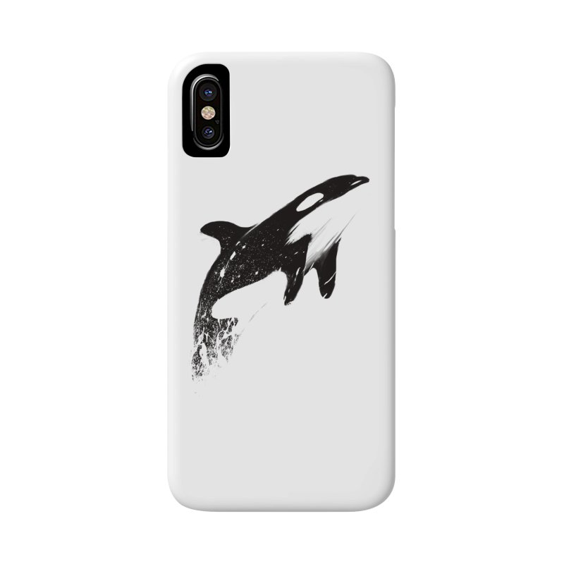orcas can fly Accessories Phone Case by martinskowsky