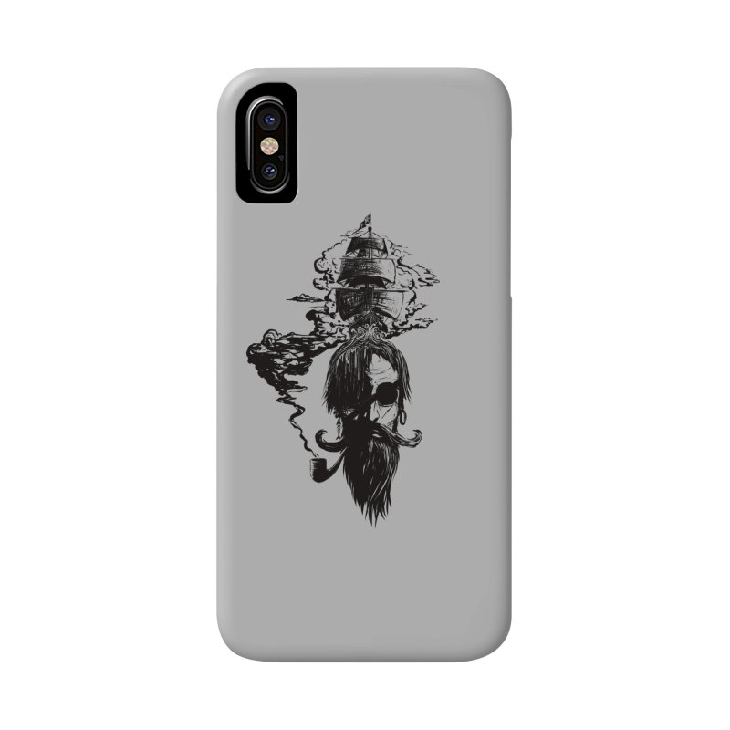 captain's dreams Accessories Phone Case by martinskowsky