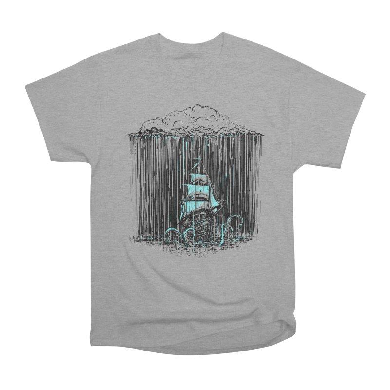 sailor stories Women's Heavyweight Unisex T-Shirt by martinskowsky