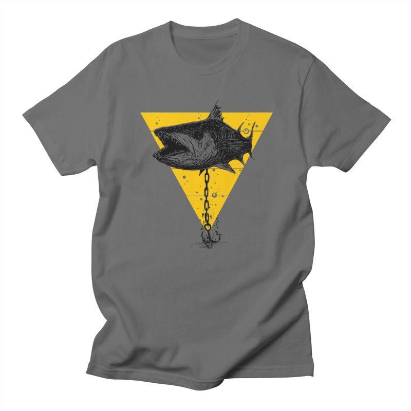 Just Cuda Men's T-Shirt by martinskowsky