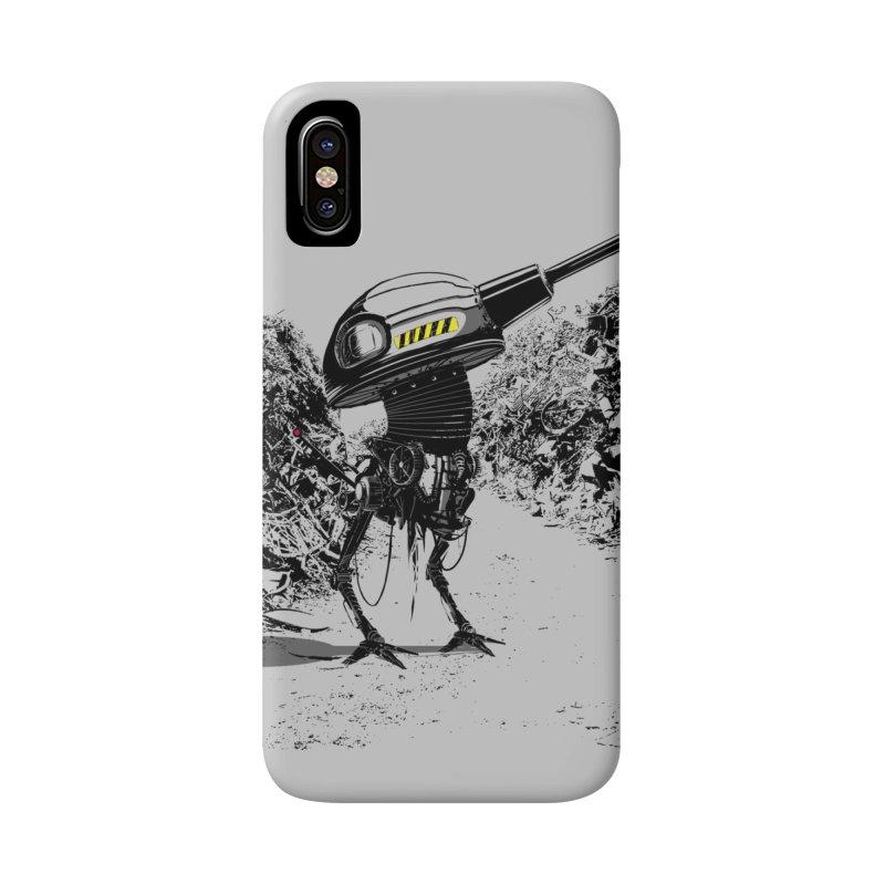 Junkyard friends Accessories Phone Case by martinskowsky