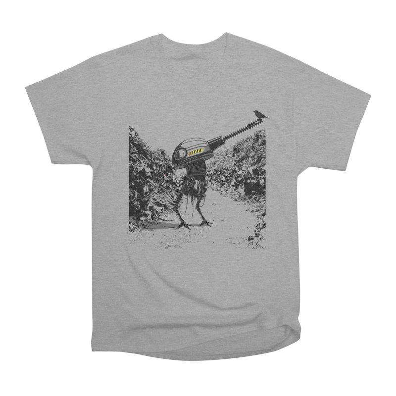 Junkyard friends Men's Heavyweight T-Shirt by martinskowsky