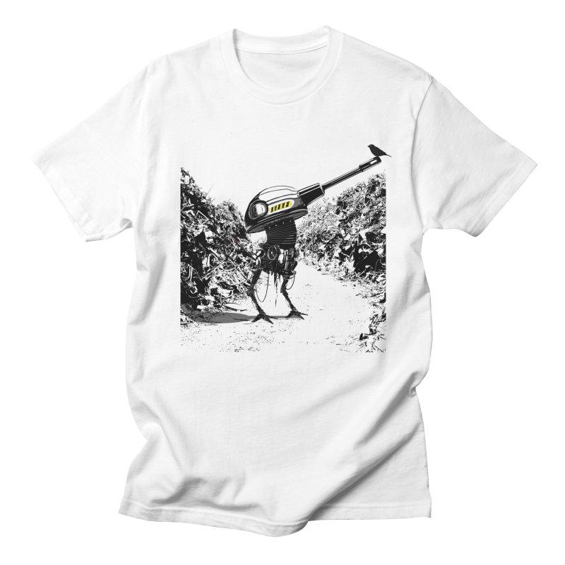 Junkyard friends Women's Regular Unisex T-Shirt by martinskowsky