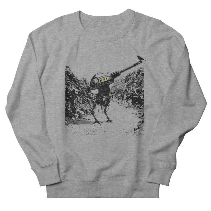 Junkyard friends Women's Sweatshirt by martinskowsky