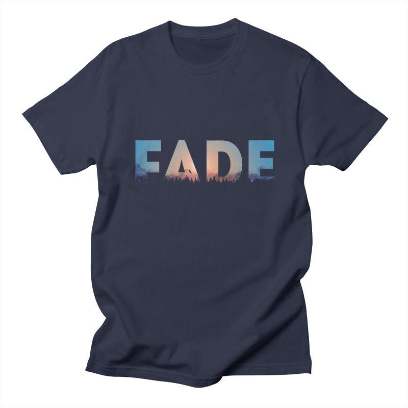 fade Men's T-shirt by martinskowsky
