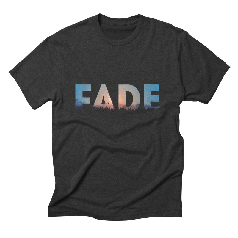 fade Men's Triblend T-Shirt by martinskowsky