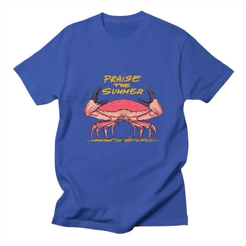praise the summer Women's Regular Unisex T-Shirt by martinskowsky