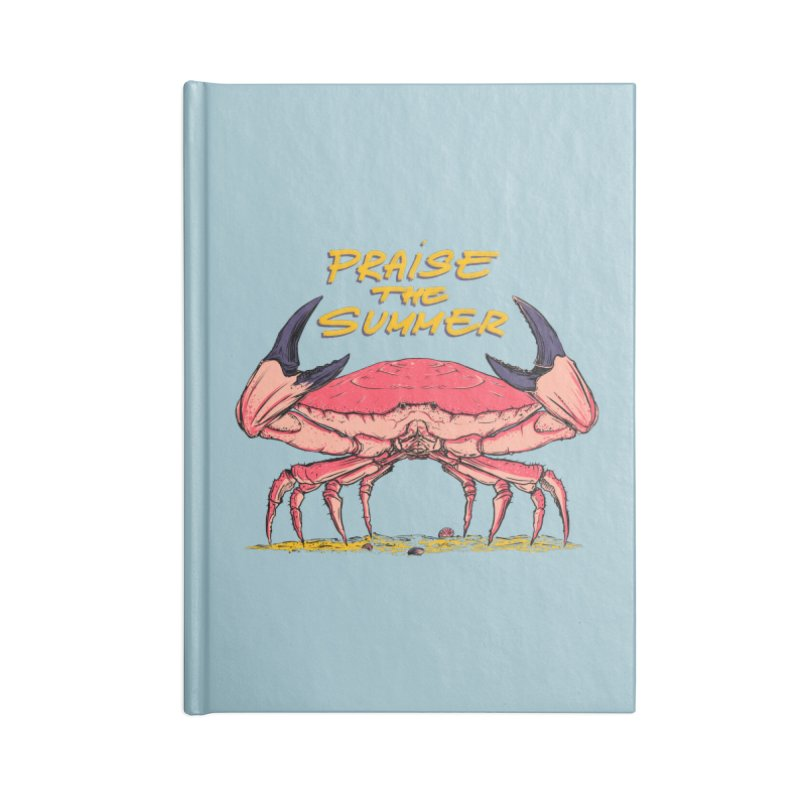 praise the summer Accessories Blank Journal Notebook by martinskowsky