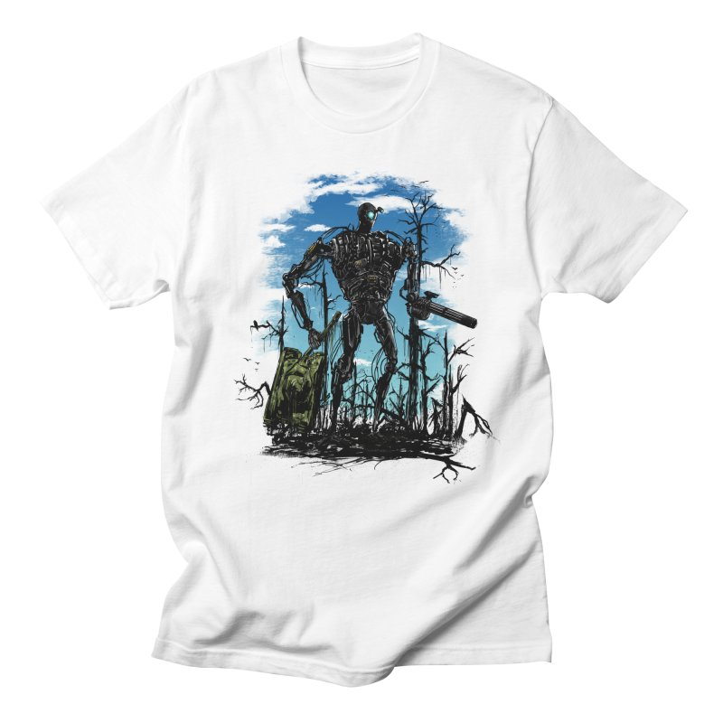 sector clear Men's T-shirt by martinskowsky