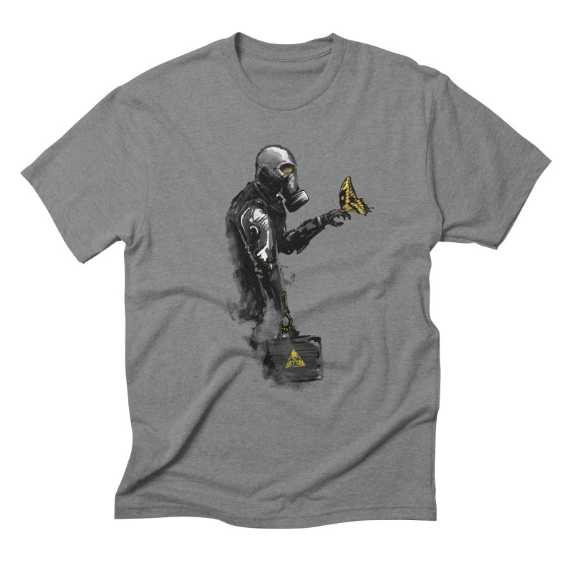 toxic future Men's Triblend T-Shirt by martinskowsky